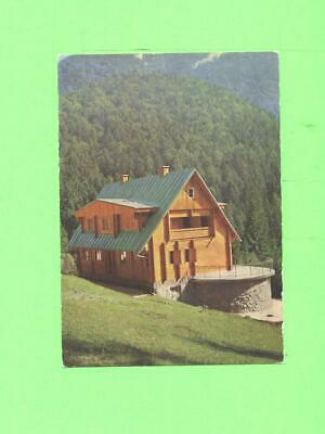 A Postcard Chata Hutte Woodhouse Kysuca Post Card