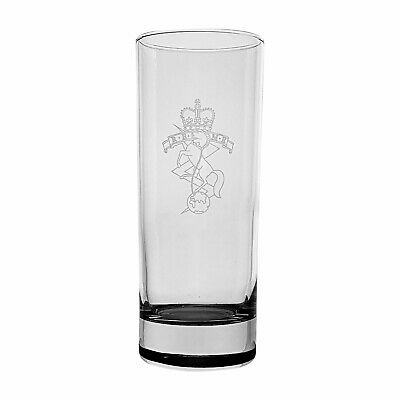 REME British Military Store Royal Electrical and Mechanical Engineers 300ml Highball Glass