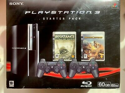 Sony Playstation 3 Starter Pack Cechc04 - 60Gb