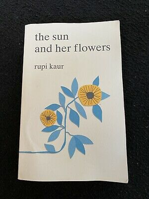 Rupi Kaur - The Sun and Her Flowers (paperback)