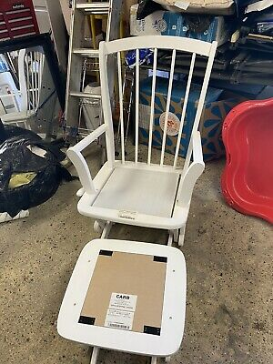 Nursing Rocking Chair And Footstall