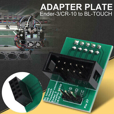3D Printer Accessories For Touch Adapter Plate For CR-10 Ender 3 Pin 27  RDR