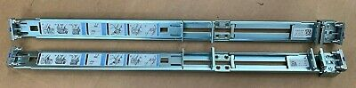 Dell Type A2 R610 R710 Static Rail Kit - 2 / 4 Post G483G K291G