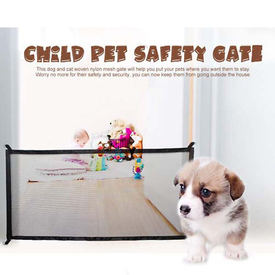 50% OFF)Portable Kids &Pets Safety Door Guard