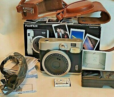 Fujifilm INSTAX mini 90 Neo Classic [black, in box, with case]
