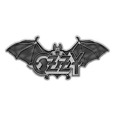 Official Licensed - Ozzy Osbourne - Ordinary Man Metal Pin Badge Sabbath Metal