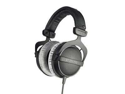 Beyerdynamic DT 770 PRO 80ohm Headphones - Black - Used - Good Condition