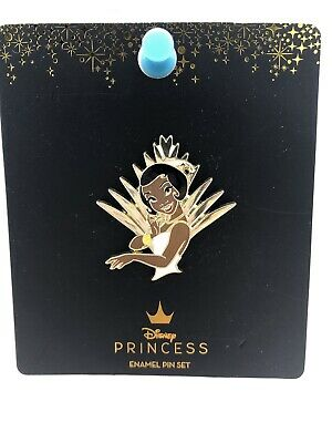 Disney Princess & the Frog Tiana's Place White Dress Almost There Loungefly Pin