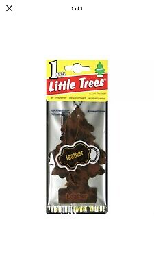 Little Trees Hanging Car & Home Air Freshener Leather 24 Packs 🔥🔥DEAL