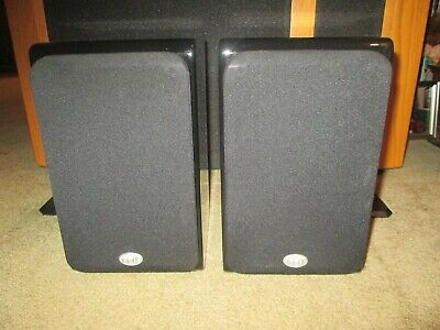 A  pair of NHT SB1