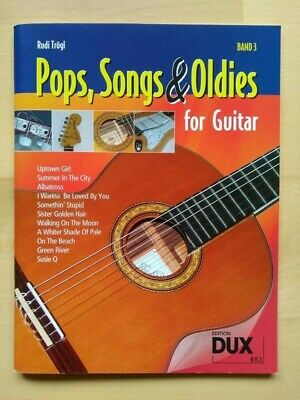Noten Gitarre, Pops, Songs & Oldies Band 3, Rudi Trögl