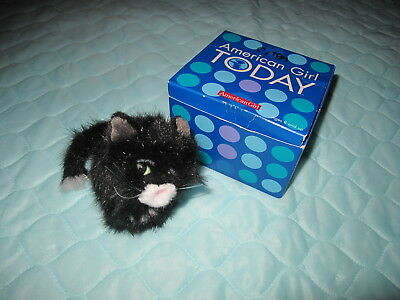 American Girl Doll CAT - Pet Cat LICORICE Black Kitty with BOX