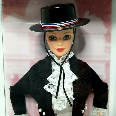 Barbie Doll Toy Mattel Chilean Collectors Edition #18559 Vintage 1997