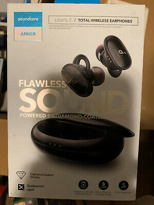 Anker AK-A3910011 Soundcore Liberty Air 2 In Ear Wireless Headphones - Black