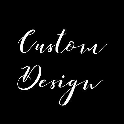 """Custom order for 1 stickers size 15"""""""