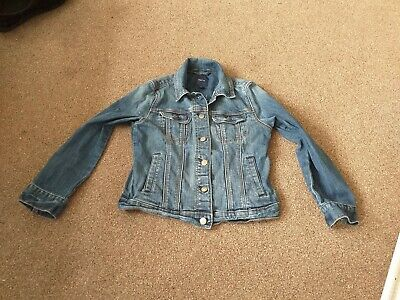 Girls Age 8-9 GAP KIDS  Denim Jacket.