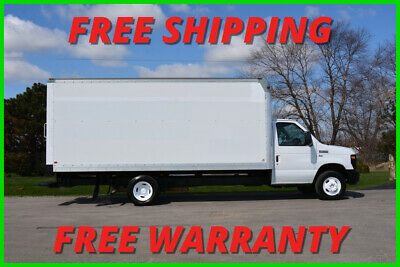 2012 Ford E-350 16ft Box Truck Fleet-Maintained