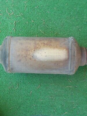scrap catalytic converter gm breadloaf