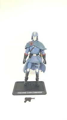 GI Joe Poc Cobra Commander V45 lot 59