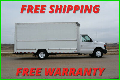 2016 Ford E-350 16ft Box Truck Fleet-Maintained Low Reserve