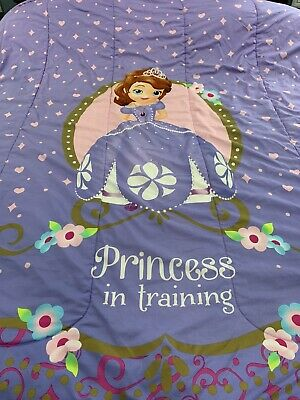 Sofia the First Bedding FULL SIZE