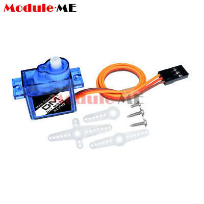 9G SG90 Mini Micro Servo For Car Boat RC Robot Helicopter Airplane