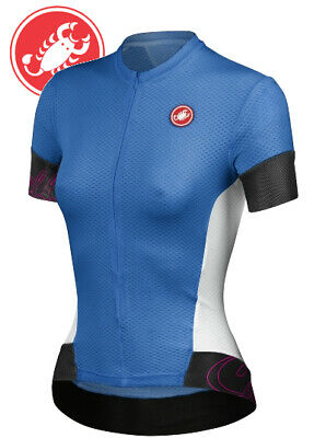 Castelli Ipnosi Top Women/'s Cycling Jersey TWO COLORS
