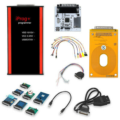 PCF79xx SD-card Adapter RDIF Adapter Pro Programmer IMMO Airbag Reset Iprog
