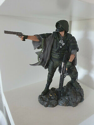Ghost Recon Breakpoint Wolves Collectors Figur Statue