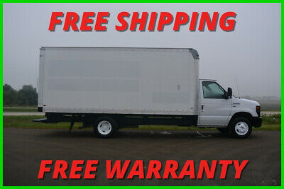 2012 Ford E-350 16Ft Box Truck - REBUILT TRANSMISSION WITH WARRANTY