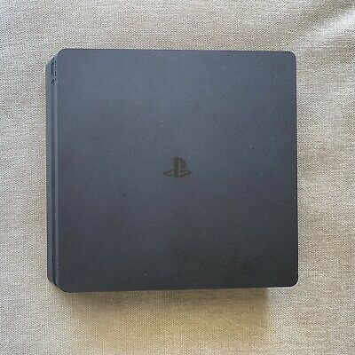 Sony PlayStation 4 Slim 500GB - Black - Console And Controller Only