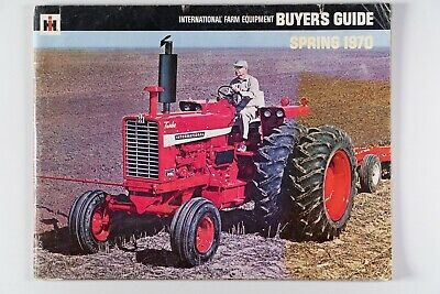International Spring 1970 Buyer's Guide Case IH Farmall