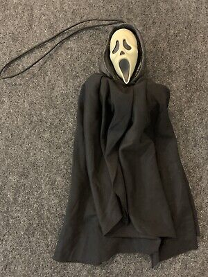 Creepy Scary Scream Ghostface Halloween Hanging Decoration