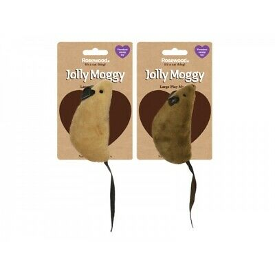 Jolly Moggy Catnip Play Mouse | Cats
