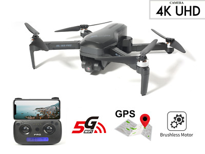 Brushless GPS drone 4K UHD camera 2 Axis Gimbal 5G FPV RC quadcopter 193 pro New