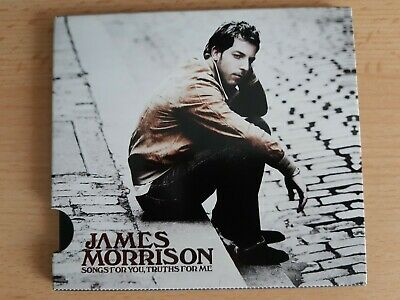 JAMES MORRISON - Songs for you truths for me     -CD-