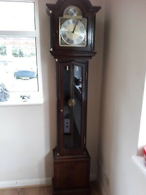 Tempus Fugit Reproduction Long Case Clock.....