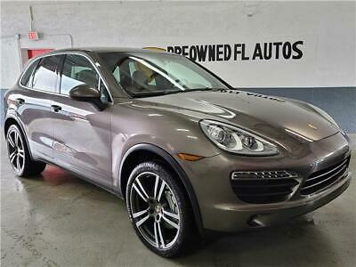"2013 Porsche Cayenne S GREAT DEAL!! LOADED!! PORSCHE CAYENNE S!! NAV!! SNRF!! BOSE!! 21"" WHLS!! WOW!!"