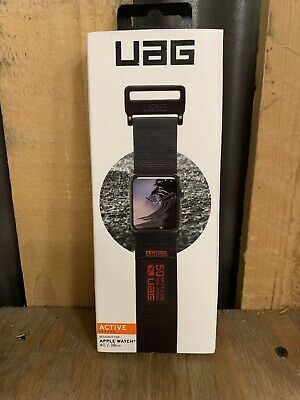 Uag Apple Watch 40/38 Inch Active Strap Black