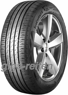 Sommerreifen Continental EcoContact 6 235/55 R18 100V