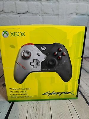 NEW*Xbox One Wireless Controller, Cyberpunk 2077 Limited Edition *SHIPS TMRW*