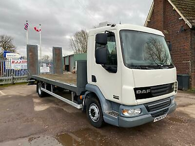DAF LF45.180 12 Ton Beavertail - One owner from new - Fresh Respray