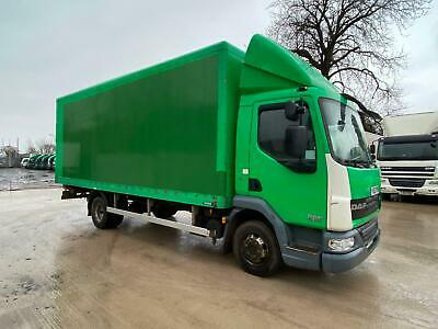 DAF LF45.160 7.5 Ton 20ft Box Truck ONE OWNER - MOTed - LOW MILEAGE