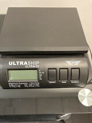 Shipping Scales Ultra Ship Ultra-75