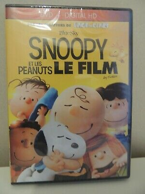 Snoopy Le Film - DVD neuf sous blister !