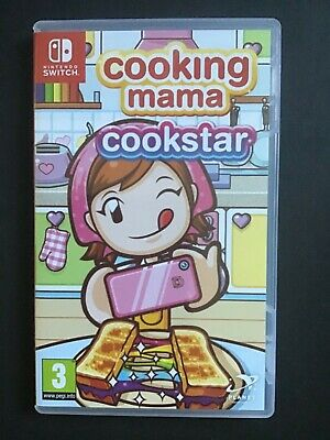 Cooking Mama: Cookstar (Switch, 2020)