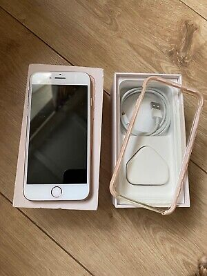 Apple iPhone 8 - 64GB - Gold - EE - Boxed