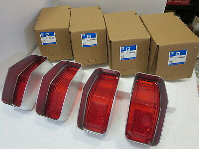 1970 Olds 442 W-30 Nos Set Taillights