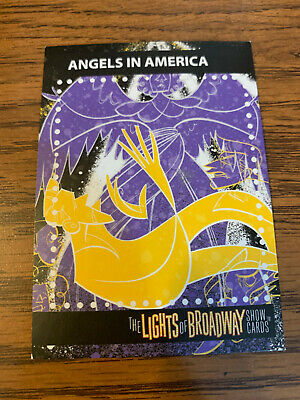 The Lights of Broadway Cards ~ Angels in America ~ Autumn 2017