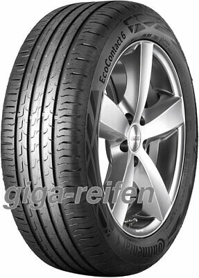 Sommerreifen Continental EcoContact 6 205/60 R16 96H XL